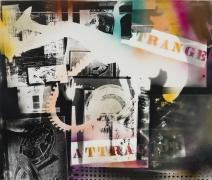 THOMAS BARROW Strange Attractor, 1984