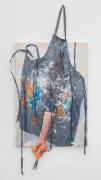 Utility Scheme, 2019, inkjet transfer and acrylic on canvas, Permalac