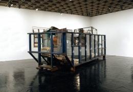 Thirty Yards (Minor Tragedies), 2004, 22x 8x 7 feet