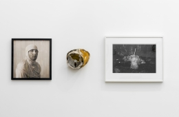 Nancy Shaver,Dress the Form, installation view at Derek Eller Gallery, New York,