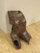 Bronze Torso After Accidents, 2007-2008, bronze