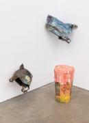 "Kathia St. Hilaire & Austin Martin White ""Celestial Transits"", Installation view at Derek Eller Gallery, NY, 2021"