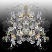 A Momentary Configuration of Matter #6, 2007, Lambda print on Fujiflex paper, mounted on plexi
