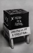 Jean-Michel Basquiat, Head of a Fryer, 2013