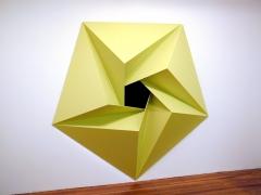 The Libertine, 2003, mdf, paint
