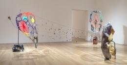 Michelle Segre inEphemera, installation view at Nerman Museum of Contemporary Art, Overland Park, KS