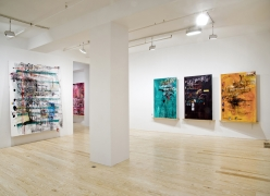 Despina Stokou, bulletproof, installation view at Derek Eller Gallery, New York