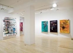 Despina Stokou, bulletproof, installation view at Derek Eller Gallery, New York