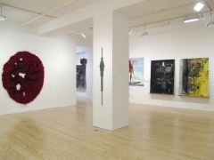 Sweet Distemper, installation view at Derek Eller Gallery, New York