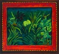Untitled, 2012, oil on panel