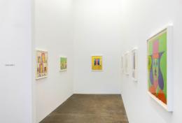 Project Room: David Korty, installation view at Derek Eller Gallery