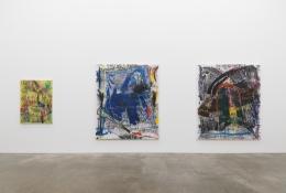 Despina Stokou,SHOUT!, installation view at Derek Eller Gallery, New York