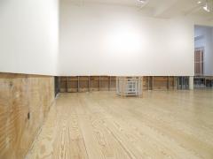 Adam Marnie, Phantom Limb, installation view Derek Eller Gallery, New York