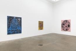 EJ Hauser,Barn Spirits, installation view at Derek Eller Gallery, New York