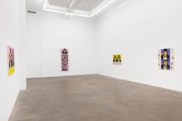 David Korty, installation view