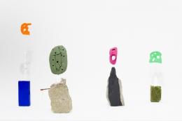 Michelle Segre,Driftloaf,installation view at Derek Eller Gallery, New York
