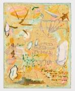 Rebekah, 2021, oil on paper