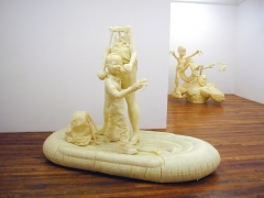 Here Comes the Sun, 2002, fiberglass, epoxy resin