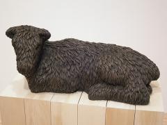 Calf, 2007, bronze