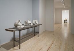 Alyson Shotz, Time Lapse, installation view