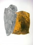 Bags 6, 2011, monotype