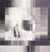 X X, 2005, graphite on paper