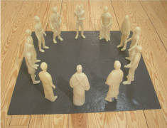 Seth Kelly, Burial Army: Incantation Circle, 2000-2007