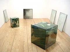 Ethan Breckenridgeinstallation view at Derek Eller Gallery, New York
