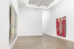 Julia Bland,Some Love Holds Water,installation view, September 2021