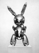 Jeff Koons, Rabbit, 2005, graphite on paper