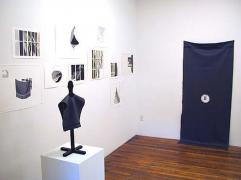 Rainer Kamlah, Hand-Drawn Maps, installation view at Derek Eller Gallery, New York