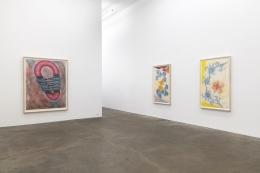John Newman,Drawings of Imaginary Sculptures in Imaginary Spaces: 1991-2003, installation view at Derek Eller Gallery, New York