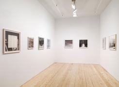D-L Alvarez, The Unforgiving Minute, installation view at Derek Eller Gallery, New York