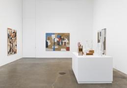 Whiting Tennis, installation view at Derek Eller Gallery, New York