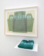 Ellen Lesperance, Lily of the Arc Lights, installation view at Derek Eller Gallery, New York
