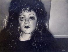 Nan Goldin, 2003, graphite on paper