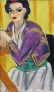 Henri Matisse, Bolero violet, 1937