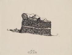 Claes Oldenburg, Cake Wedge, 1962