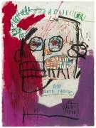 Jean-Michel Basquiat, Untitled (Bluto Nero), 1982