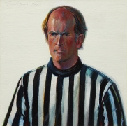 Wayne Thiebaud, Referee, 1980-1981