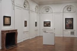 Installation view of The Worlds of Joaquín Torres-García