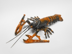 Tom Sachs, Orange Lobster