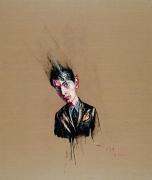 Zeng Fanzhi, Portrait 07-8-4, 2007