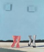 James Rosenquist, Untitled (Blue Sky), 1962