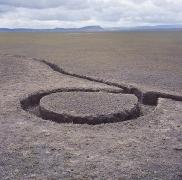 Michael Heizer, Isolated Mass / Circumflex, 1968