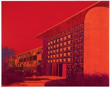 Enoc Perez, Biblioteca Jose M. Lazaro, UPR, PR, 2010