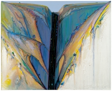 "Wayne Thiebaud, ""Road Through,"" 1983"