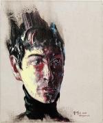Zeng Fanzhi, Portrait 08-12-4, 2008