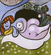 Pablo Picasso, The Dreamer, July 1932