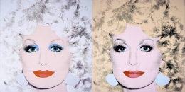 Andy Warhol Dolly Parton